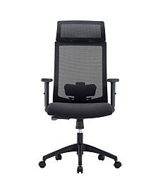 Newton High Back Office Chair