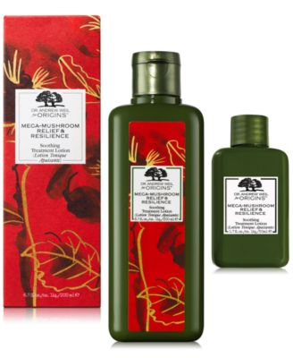 Image of Origins 2-Pc. Limited Edition Dr. Andrew Weil For Origins Mega-Mushroom Relief & Resilience Soothing