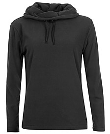 Women's Cowl-Neck Fleece Pullover from Eastern Mountain Sports