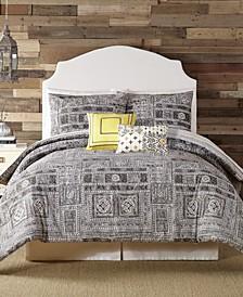Indigo Bazaar Tranquility King Comforter Set - 5 Piece