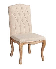 Avalon Square Back Chair