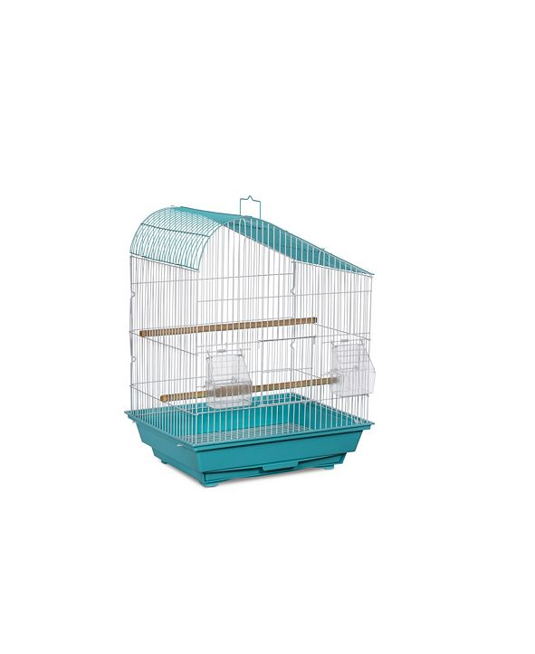 Prevue Pet Products Palm Beach Teardrop Roof Budgie Cage