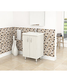 Inval America Bathroom Vanity with Sink Bowl