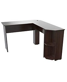 Merlin Corner Desk