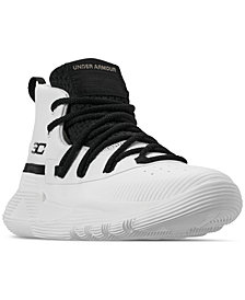 Under Armour Little Boys' Curry 3Zero II Basketball Sneakers from Finish Line