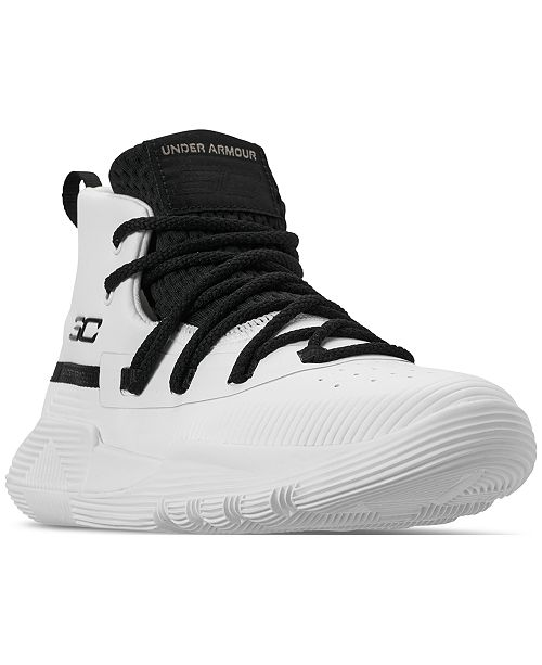 44cea78c9c2c ... Under Armour Little Boys  Curry 3Zero II Basketball Sneakers from Finish  Line ...