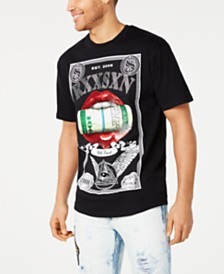 Reason Men's We Trust Money Graphic T-Shirt