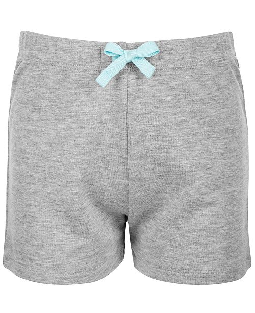 Ideology Toddler Girls Bow-Waist Shorts, Created for Macy's