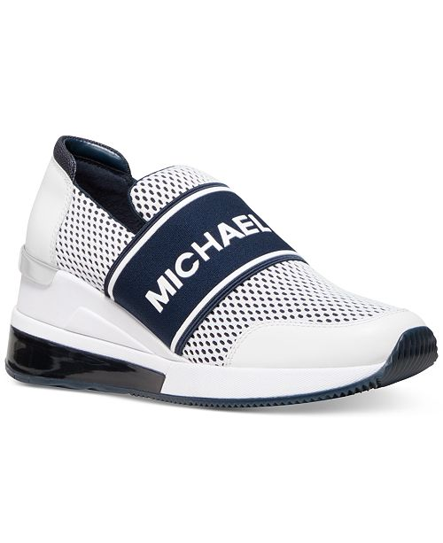ab23aa0565ba Michael Kors Felix Trainer Extreme Sneakers   Reviews - Athletic ...