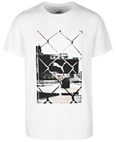 34ba098da85 Puma Big Boys Graphic-Print Cotton T-Shirt