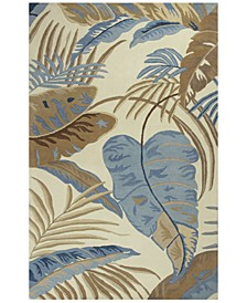 Havana Rainforest 5' x 8' Area Rug