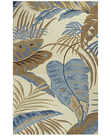 "KAS Havana Rainforest 2'3"" x 8' Runner Area Rug"