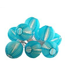"Lumabase 10- 3"" Nylon Electric String Lights"