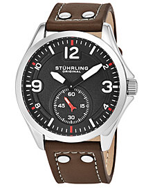 Stuhrling Original Men's Quartz Dial Watch