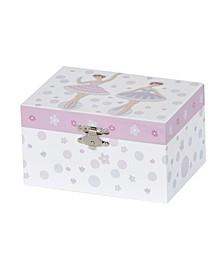 Jeannie Girl's Musical Ballerina Jewelry Box