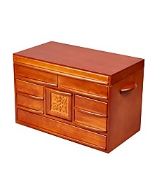 Mele & Co. Empress Wooden Jewelry Box
