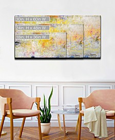 Satisfied Abstract Canvas Wall Art Collection