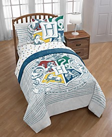 Warner Bros. Witchcraft and Wizardry Twin Comforter