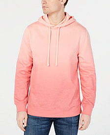 Club Room Men's Regular-Fit Ombré Hoodie, Created for Macy's