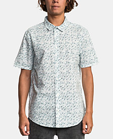 RVCA Men's Makoto Graphic Shirt