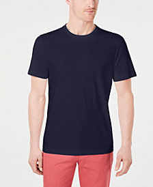 Club Room Men's Performance Doubler Short-Sleeve T-Shirt, Created for Macy's