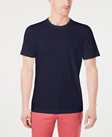 Club Room Men's Performance Doubler T-Shirt, Created for Macy's