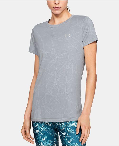 Under Armour UA Tech Jacquard T-Shirt