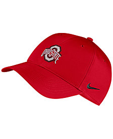 Nike Ohio State Buckeyes Dri-Fit Adjustable Cap