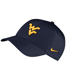 Nike West Virginia Mountaineers Dri-Fit Adjustable Cap