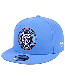 New York City FC Core 9FIFTY Snapback Cap