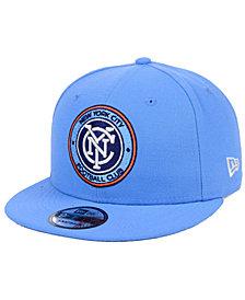 New Era New York City FC Core 9FIFTY Snapback Cap