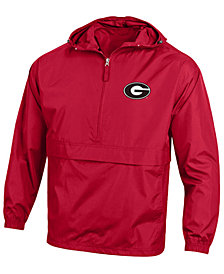 Champion Men's Georgia Bulldogs Packable Jacket