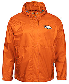G-III Sports Men's Denver Broncos Turf Player Front Zip Jacket