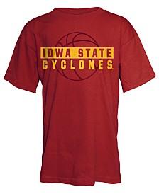 J America Iowa State Cyclones Basketball Shadow T-Shirt, Big Boys (8-20)