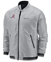 07868af3a8 Nike Men s Alabama Crimson Tide 2018 College Football Playoff Bomber Jacket
