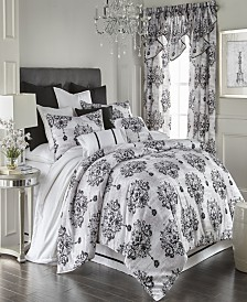 Chandelier Comforter Set-Queen