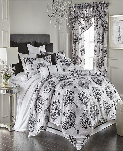 Colcha Linens Chandelier Comforter Set-Queen