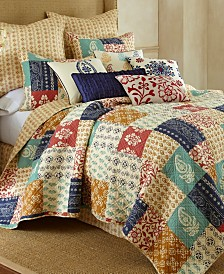 Levtex Home Jasmin Full/Queen Quilt Set