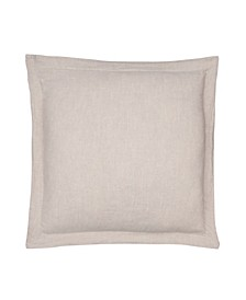 Home Washed Linen Natural Euro with Nat Flange