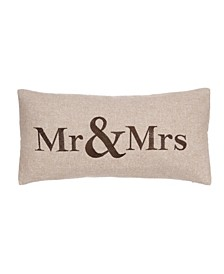 Home Verona Mr/Mrs Pillow