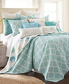 Home Del Ray Full/Queen Quilt Set
