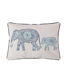 Home Tania Elephants Pillow