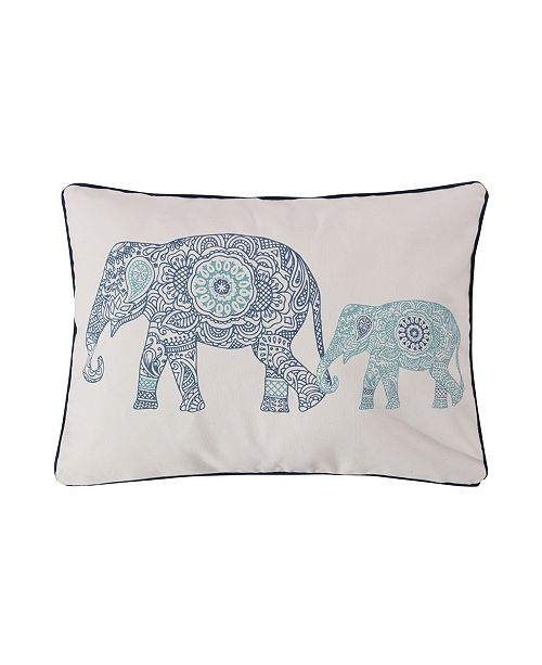 Levtex Home Tania Elephants Pillow