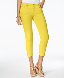 MICHAEL Michael Kors Izzy Skinny Ankle Jeans, Created for Macy's
