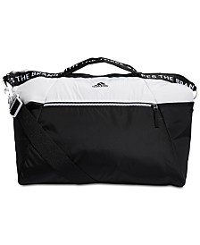 adidas Studio Colorblocked Duffel Bag