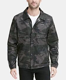 Men's Reflective Coaches Jacket