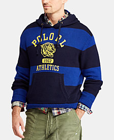 Polo Ralph Lauren Men's Graphic Hooded Sweater
