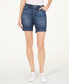 "Lee 7"" Jean Shorts"