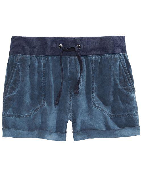 Imperial Star Vanilla Star Big Girls Rayon Shorts
