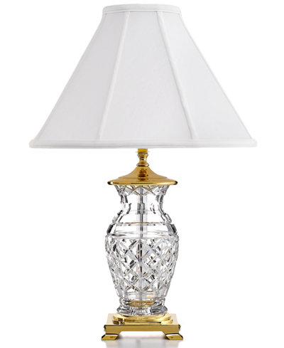 Waterford table lamp kingsley lighting lamps home macys waterford table lamp kingsley aloadofball Image collections